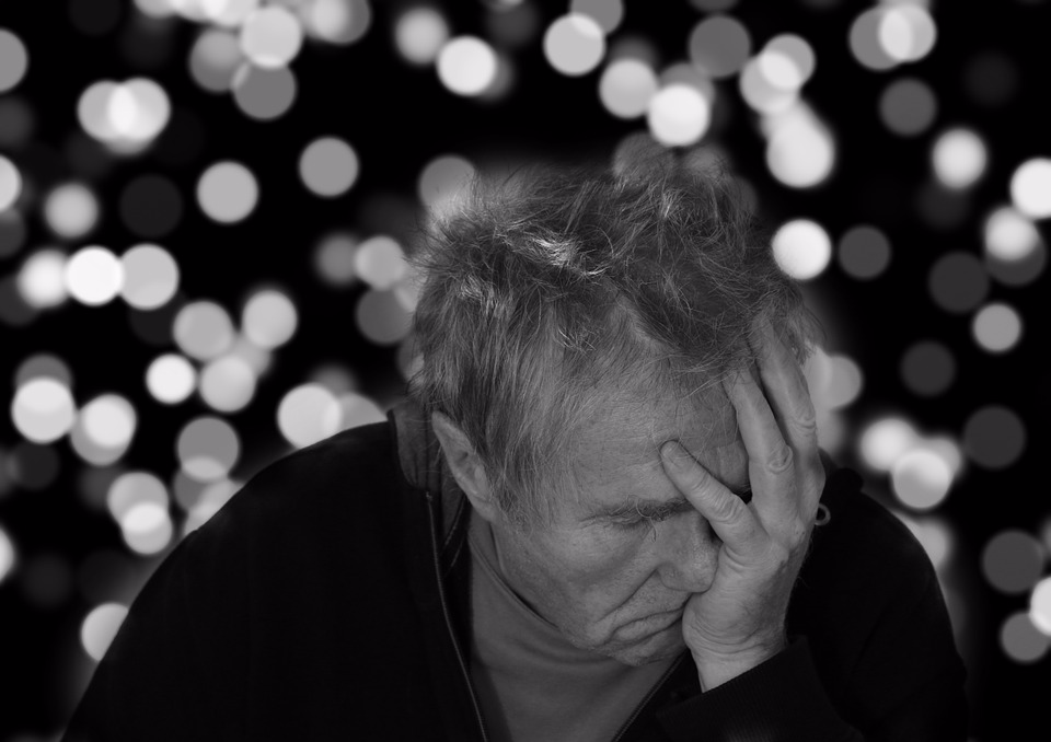 Alzheimer's Disease & depression